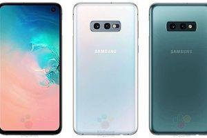 Galaxy S10e bản thấp nhất, màn hình phẳng, giá 860 USD