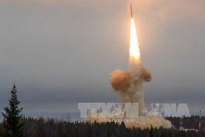 Nga phóng thành công tên lửa đạn đạo liên lục địa Yars