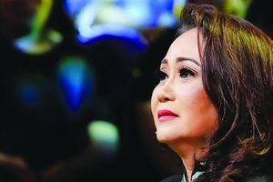 Nghệ sĩ Thanh Hằng: Lòng an nhiên khi trở về quê hương