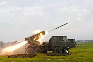 Choáng với cơn mưa hỏa lực của Pháo binh Trung Quốc
