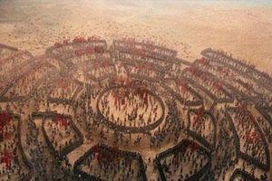 Tam quốc diễn nghĩa: Bát trận đồ của Khổng Minh lợi hại tới đâu?