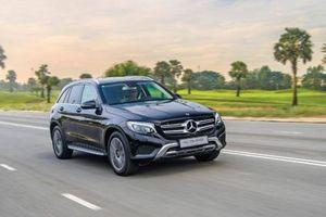 Mercedes-Benz GLC tiếp tục khẳng định sức hút với khách Việt