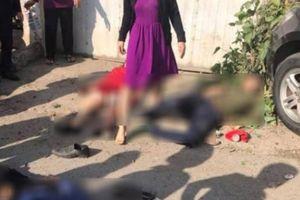 Cảnh tượng thương tâm vụ tai nạn 3 người chết, 5 người bị thương