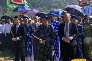 Dâng hương kỷ niệm 230 năm chiến thắng Ngọc Hồi - Đống Đa