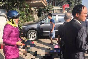 Vụ tai nạn 3 người chết ở Thanh Hóa: Xác định chủ sở hữu xe ô tô biển xanh