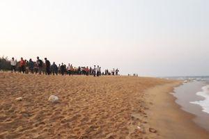 Vụ đuối nước tại Quảng Nam: Tích cực tìm kiếm 2 nạn nhân còn lại