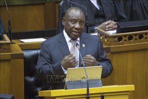 5 nhiệm vụ trong Thông điệp quốc gia của Tổng thống Nam Phi