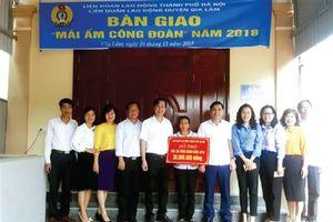 LĐLĐ huyện Gia Lâm: Khẳng định rõ vai trò 'điểm tựa'