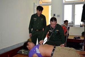 Thừa Thiên - Huế: Ứng cứu kịp thời 9 thuyền viên trên chiếc tàu gặp nạn