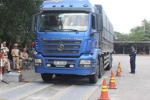 Huế lập tổ liên ngành kiểm soát tải trọng xe