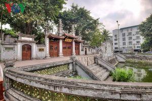 Thăm đình Kim Liên - một trong tứ trấn của kinh thành Thăng Long xưa