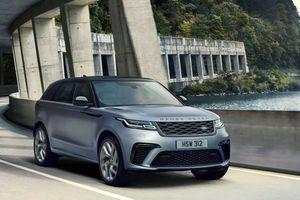 Range Rover Velar SVAutobiography có thể đạt tốc độ 274km/giờ