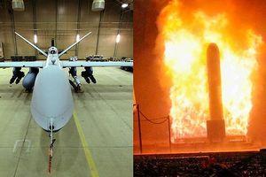 Mỹ phủ nhận UAV, hệ thống phóng tên lửa Tomahawk vi phạm INF