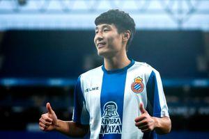 Tiền đạo Trung Quốc giúp CLB La Liga có thêm 40 triệu người theo dõi