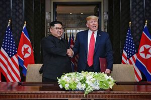 Ông Trump thông báo thượng đỉnh Mỹ - Triều lần 2 diễn ra tại Hà Nội