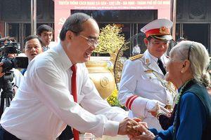 Họp mặt truyền thống Cách mạng Sài Gòn - Chợ Lớn - Gia Định - TPHCM