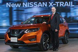 Nissan X-Trail mới giá 994 triệu đồng tại Thái, sắp về Việt Nam