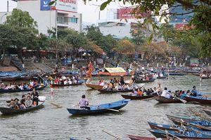 Lễ hội Chùa Hương sẵn sàng trước giờ khai hội