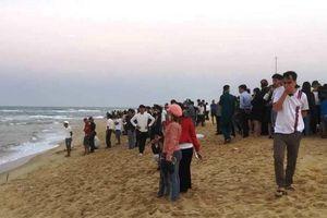 Đã vớt được 5 thi thể học sinh bị đuối nước ở tỉnh Quảng Nam
