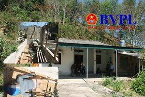 Hình ảnh hiện trường vụ nữ sinh viên bị sát hại ở Điện Biên