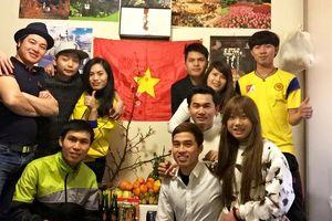 Người Nghệ đón Tết ở nước ngoài