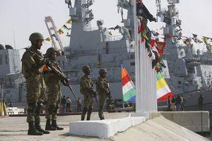 Tập trận hải quân đa quốc gia tại Pakistan