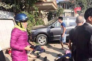 Lý giải bất ngờ về hành trình của chiếc xe biển xanh trong vụ tai nạn kinh hoàng ở Thanh Hóa