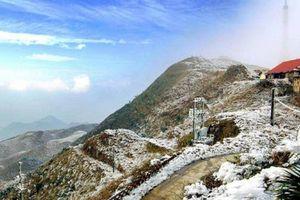 Săn mây trên đỉnh Mẫu Sơn