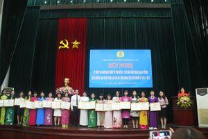 Sẽ biểu dương 90 cán bộ nữ công Thủ đô tiêu biểu năm 2019