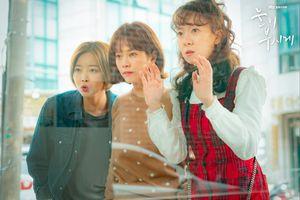 'Dazzling': Han Ji Min rung động với 'hậu bối' kém 12 tuổi, Nam Joo Hyuk nhớ mãi ký ức đóng phim cùng 'noona'