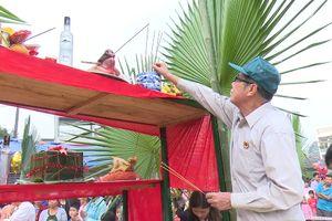 Tuyên quang: Lễ hội Lồng Tồng Na Hang