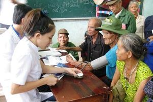 Quảng Trị: Làm tốt công tác chính sách người có công