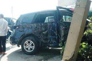 Tạm giữ tài xế xe khách gây tai nạn làm 3 người chết, 5 người bị thương