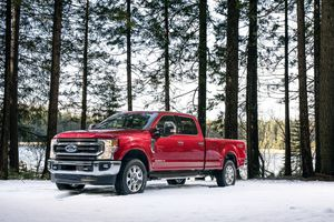 Ford F-Series Super Duty 2020 thêm động cơ 7.3L, hộp số 10 cấp