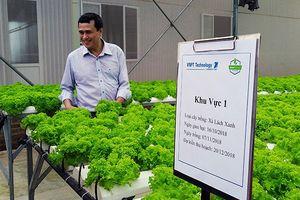 Hỗ trợ ngành nông nghiệp đón đầu cách mạng công nghiệp 4.0