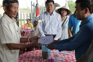 6 học sinh chết đuối: Bộ GD-ĐT, LĐLĐ Quảng Nam thăm hỏi gia đình các nạn nhân