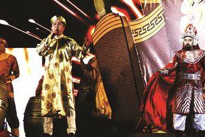 TPHCM tổ chức chương trình sân khấu hóa Tiếng vọng ngàn xuân