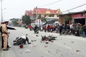 161 người thiệt mạng vì tai nạn giao thông trong 8 ngày nghỉ Tết