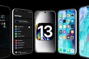 iOS 13 sẽ có những cải tiến quan trọng