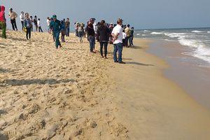 Tìm thấy cả 6 thi thể vụ đuối nước ở Quảng Nam