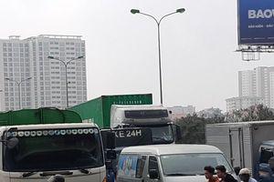 Kết thúc kỳ nghỉ Tết Kỷ Hợi: Nhiều tuyến đường cửa ngõ Thủ đô Hà Nội ùn tắc
