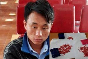 Bắt đối tượng người Mông lợi dụng nghỉ Tết, vận chuyển ma túy đầu năm