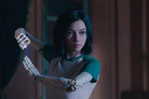 'Alita: Thiên thần chiến binh' mở ra một thế giới mới thú vị về người máy sinh học trong tương lai