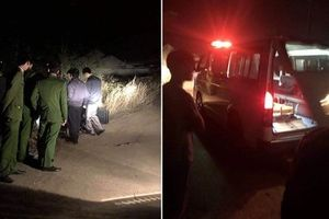 Nam Định: Tá hỏa phát hiện thi thể người đàn ông trước chùa Linh Ứng