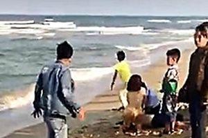 Tìm thấy 2 thi thể học sinh cuối cùng trong vụ mất tích khi tắm biển