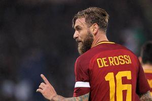 Daniele De Rossi: Chàng cận vệ thành Rome vĩ đại