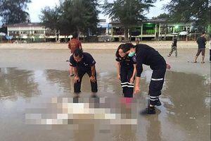 Tìm thấy 3 thi thể không nguyên vẹn ở bờ biển Thái Lan
