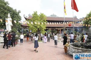 Đình Bia Bà - điểm hành hương nổi tiếng phía Tây Nam Hà Nội