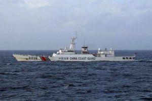 Nhật mở trụ sở ứng phó sau khi tàu Trung Quốc tiến gần đảo tranh chấp