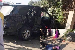 Công an Thanh Hóa thông tin vụ xe khách đâm xe biển xanh 3 người chết